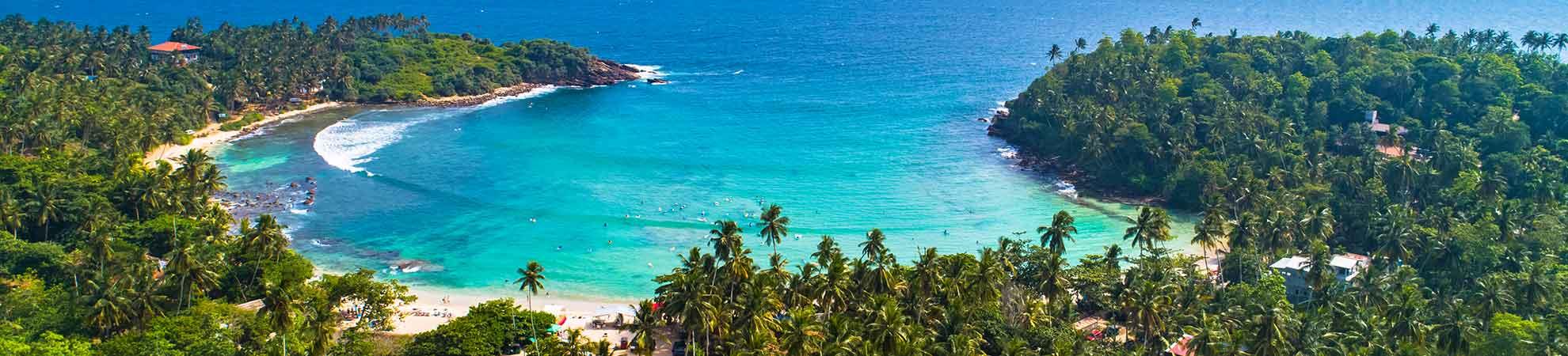 Aller au Sri Lanka en bateau