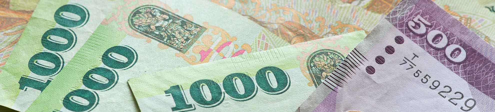 Organiser son argent avant votre circuit au Sri Lanka