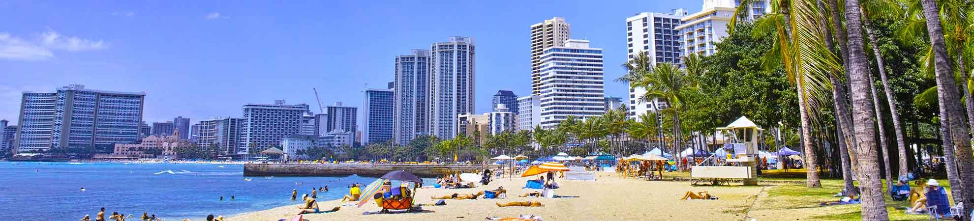 Séjour Honolulu all inclusive