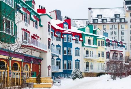Québec et Yucatan : Moto-neige & Plages
