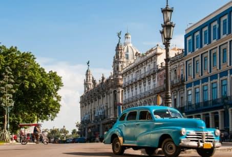 Premiers pas en terre cubaine
