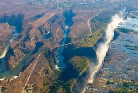 Safari d'exception en Zambie & Chute Victoria