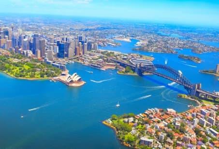 Un rêve en Australie