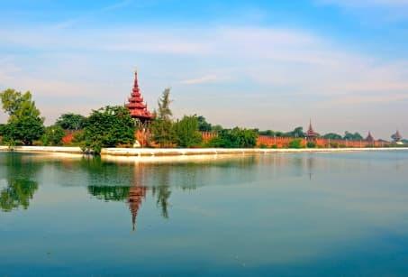 Temples et plages de Birmanie