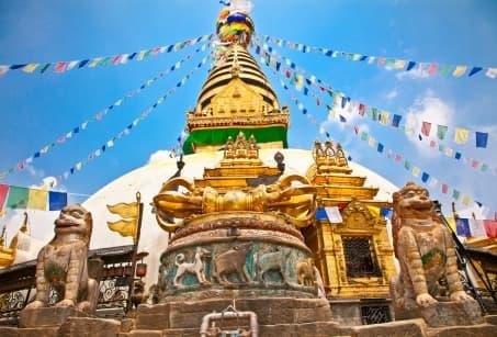 Inde et Népal, fenêtre sur l'Himalaya