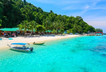 La péninsule malaise en famille