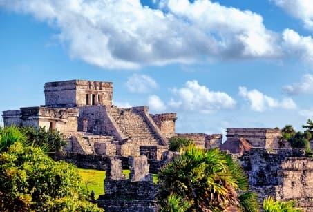 Les trésors du Yucatan