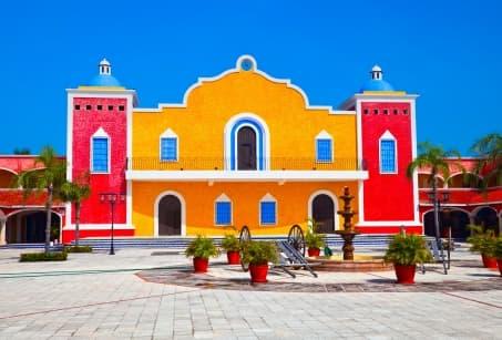 Splendeurs du Yucatan