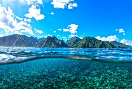 Premiers pas en Polynésie