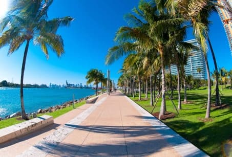 La Floride à l'Infini