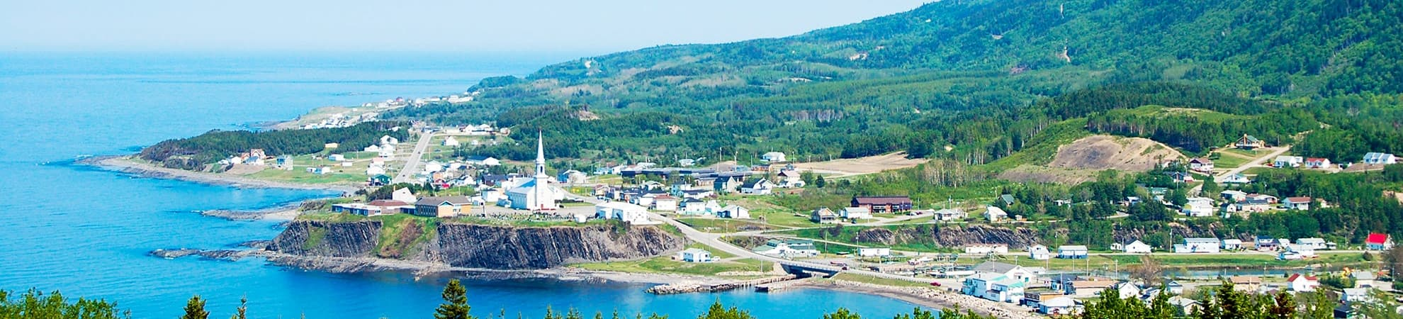 Voyage Gaspé