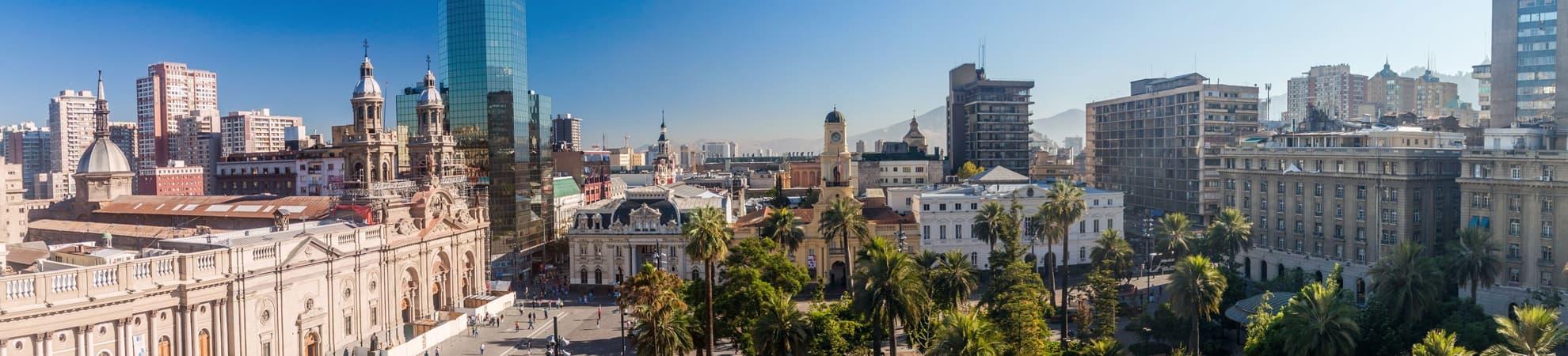 Voyage Santiago