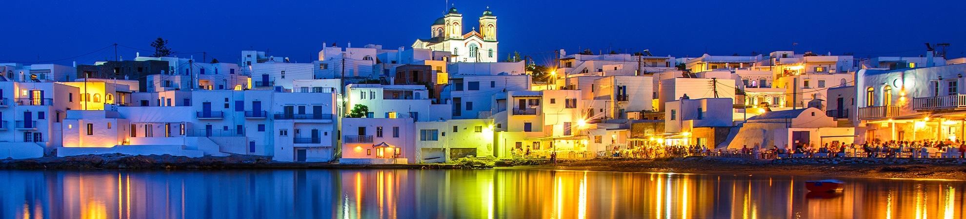 Voyage Paros