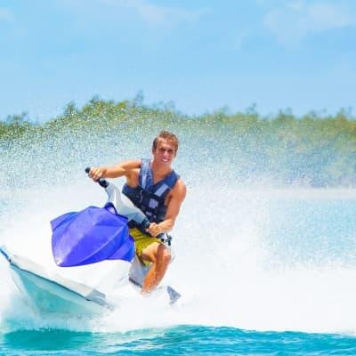 Safari Jet ski