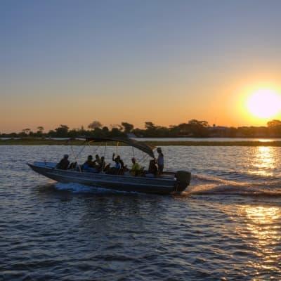 Safari en 4x4 et en bateau !