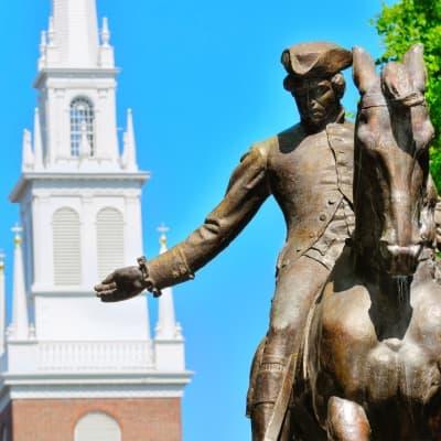 Freedom Trail à Boston