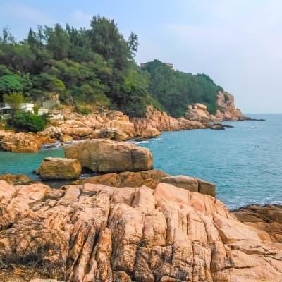 Découverte de l'île de Chau