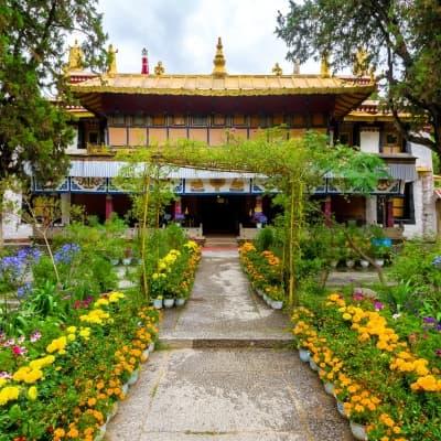 Palais d'été Norbulingka