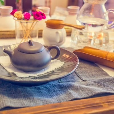 Cérémonie du Thé à Pékin