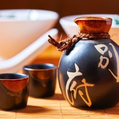 Dégustation de saké à Fushimi