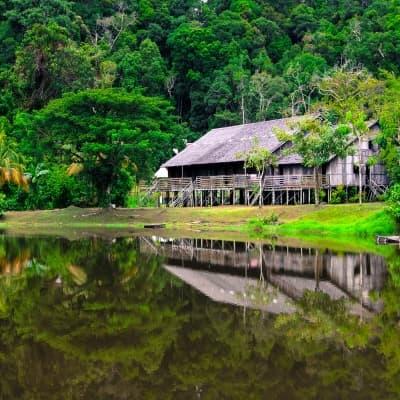 A la rencontre des Ibans de Batang Ai