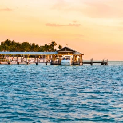 Les îles Key West (au sud de Miami)