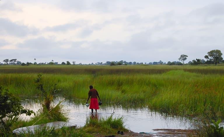 2ème journée de découverte de l'Okavango