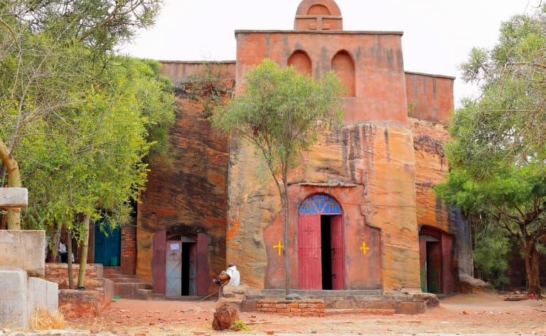 Eglises et temples du Tigrée