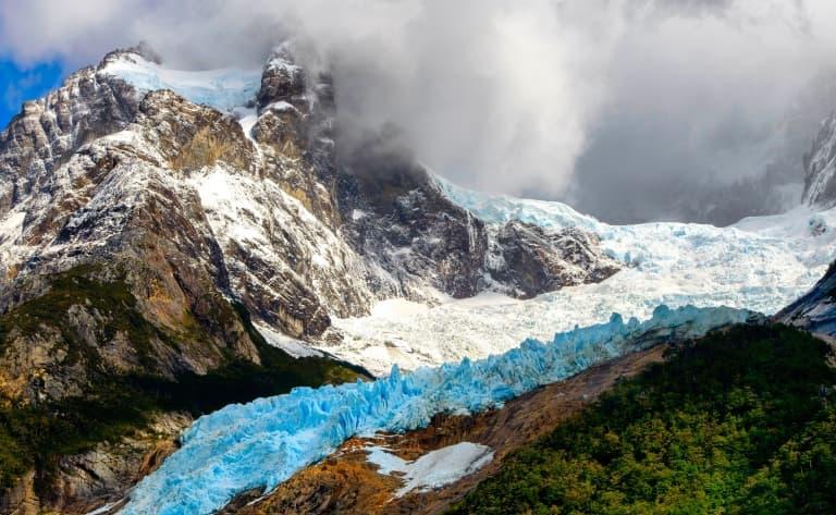 Excursion aux glaciers Balmaceda et Serrano