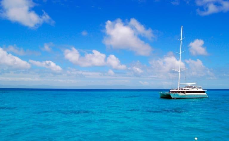 Croisière en catamaran sur la grande barrière