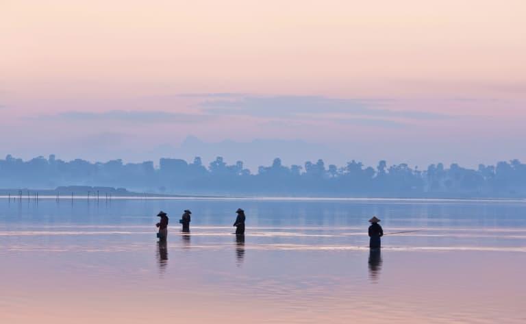 Croisière sur le lac Inle