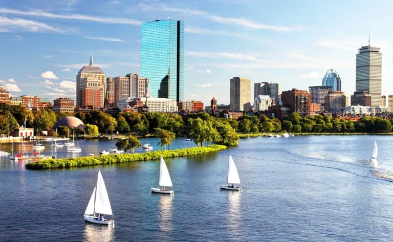 Boston, berceau de la «liberté»
