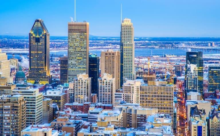 Montréal nous voilà !