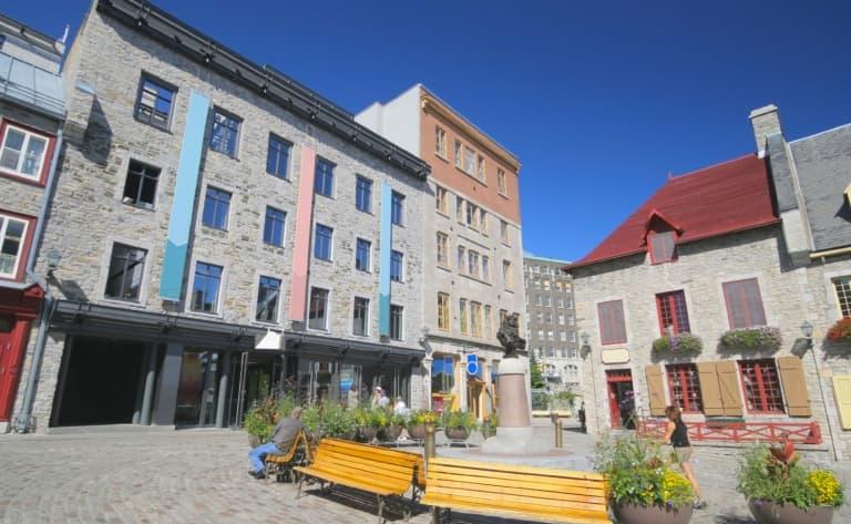 Le Quartier Petit-Champlain