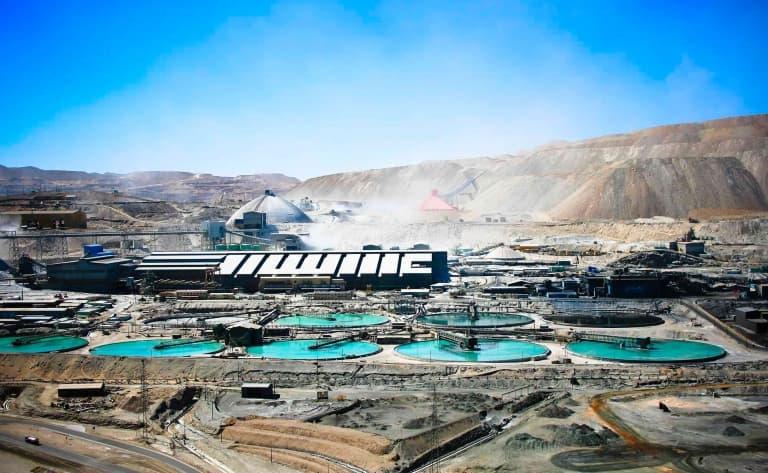 Mine de Chuquicamata