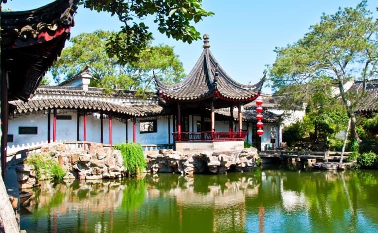 Découverte de Suzhou