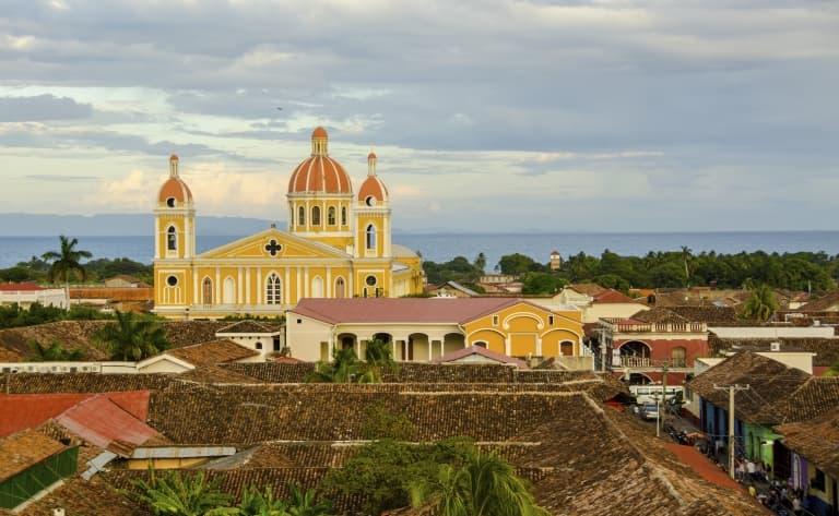 Vers Le joyaux colonial de l'Amérique Centrale