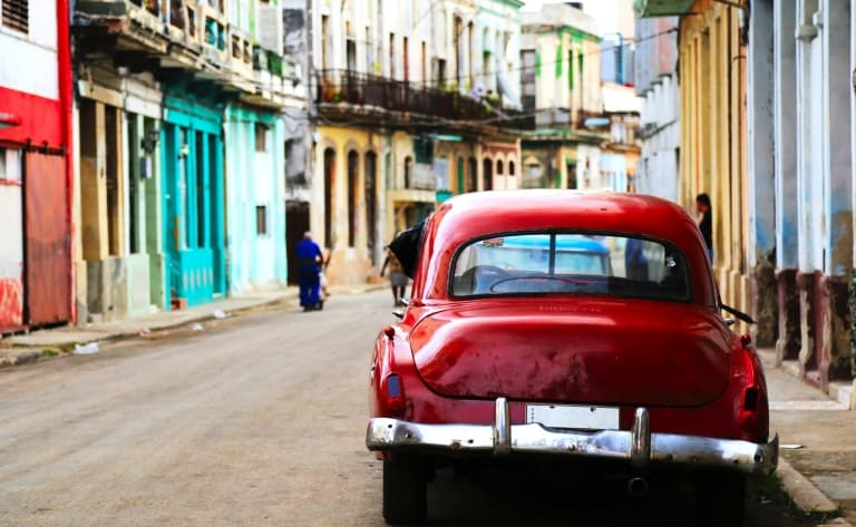 Hola Cuba !