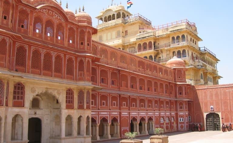 La cité blanche, Udaipur