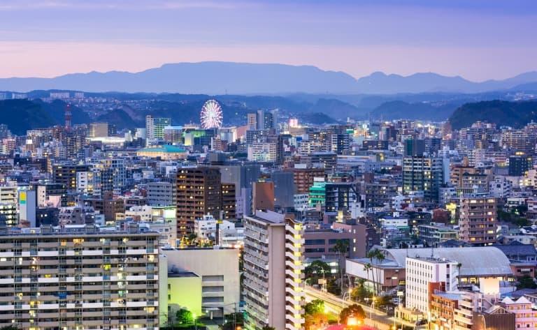 Tokyo côté Est