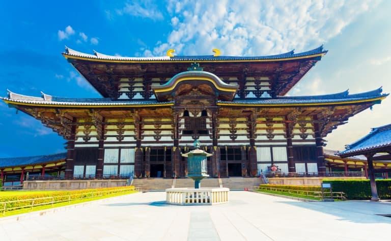 Les environs de Nara