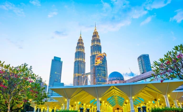 A travers Kuala Lumpur