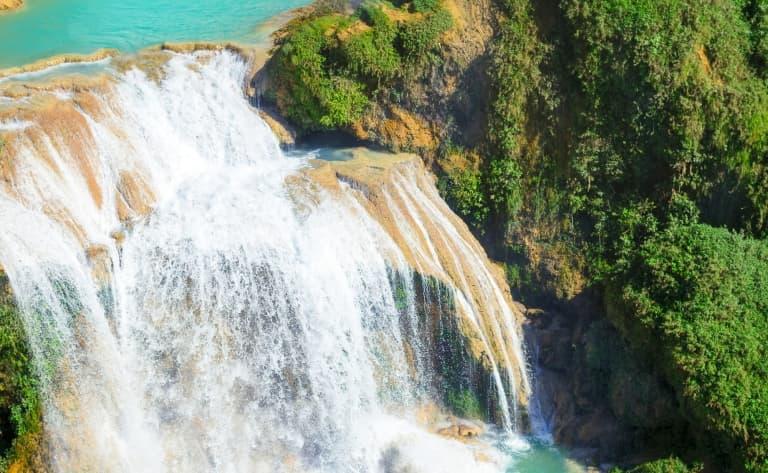 La Merveille Naturelle d'Agua Azul