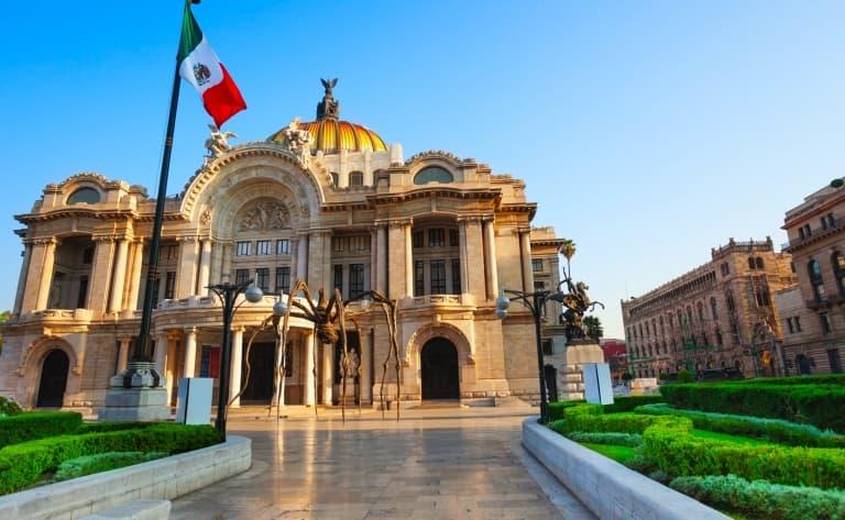Sous le soleil de Mexico !