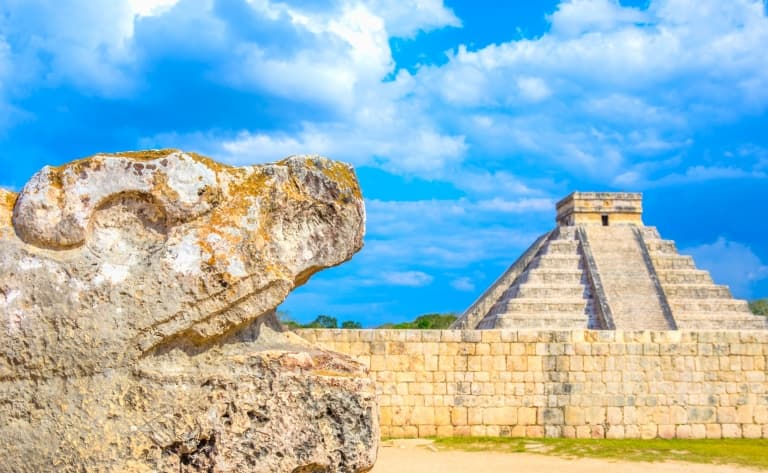 Sur la route des trésors Maya !