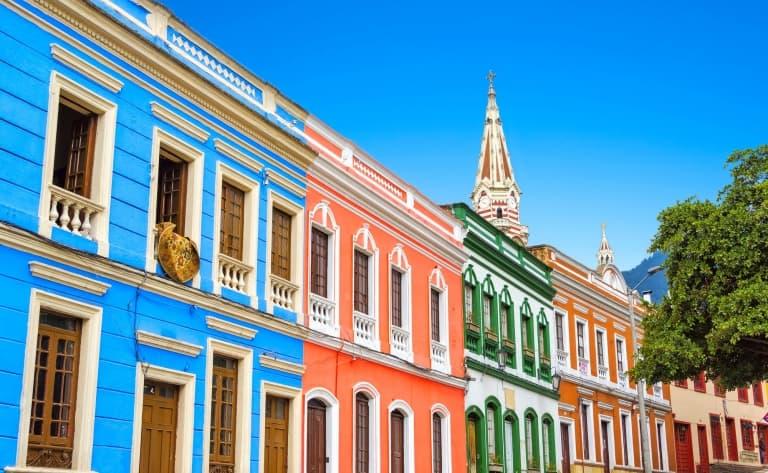 Visite de Bogota