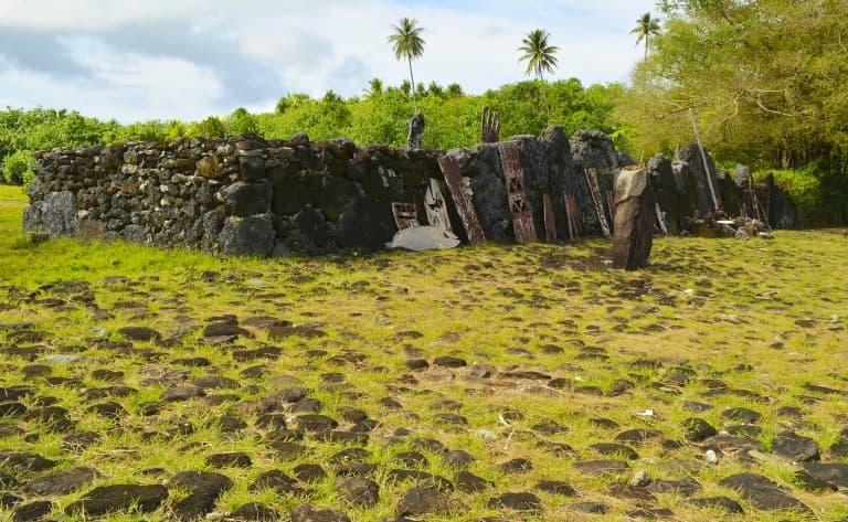 Découverte du site archéologique Upeke