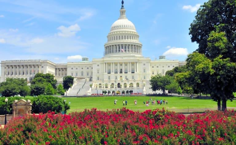 Découverte de Washington DC