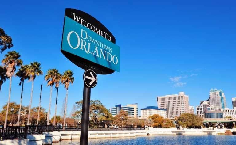 Les parcs d'attractions d'Orlando