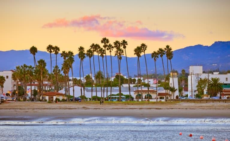 Visite de Santa Barbara